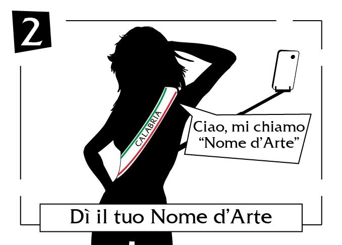 Di il tuo nome d'arte Calabria